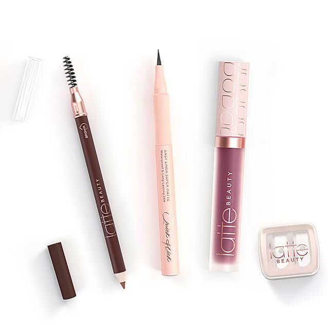 Latte Beauty First impression kit de maquillaje: precio, opiniones, comprar