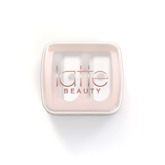 Cosmetic Sharpener Latte Beauty how to use